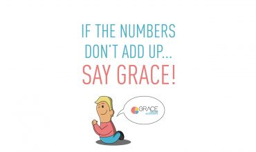 If the Numbers Don't Add Up — Say Grace