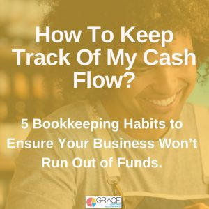 Young Man Smiling, Cash Flow Track